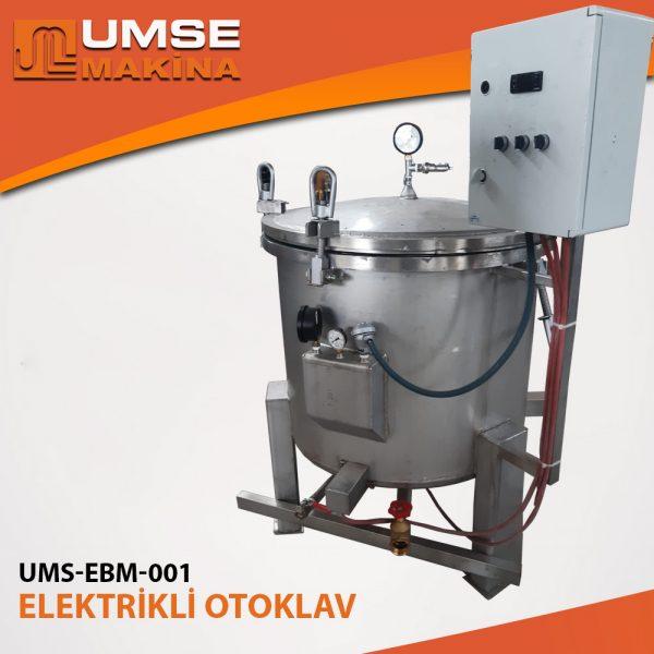 Elektrikli otoklav
